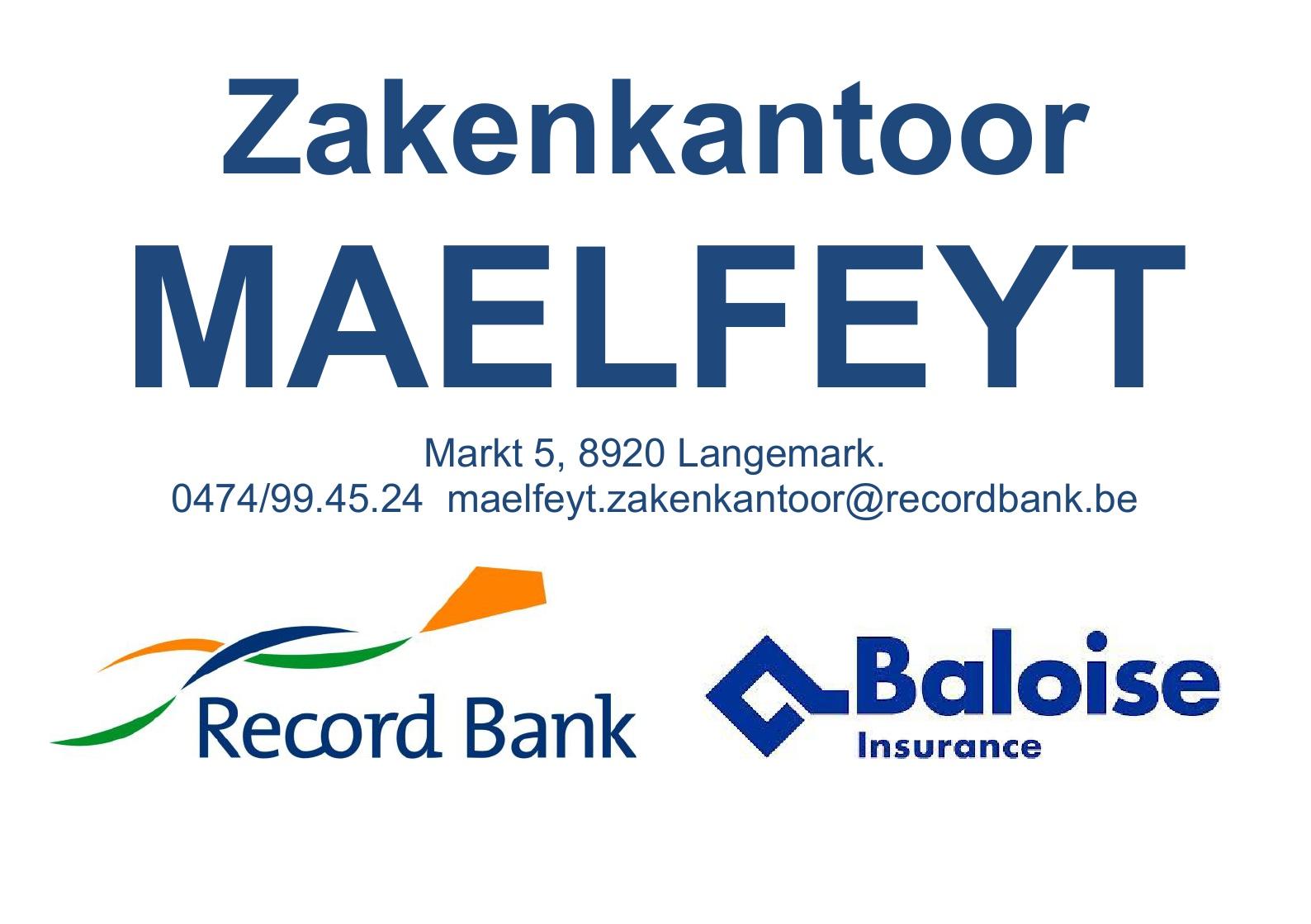 Zakenkantoor Maelfait